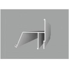 Багет ПФ 5642 КОНТУРНЫЙ алюминиевый (2.0 м)