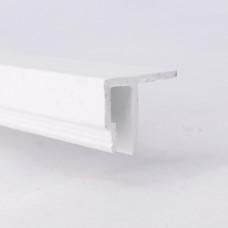 Багет ПВХ потолочный (2.5 м)