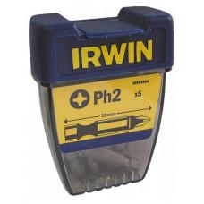 IRWIN - Бита 50 мм Ph2/Ph2 кованая