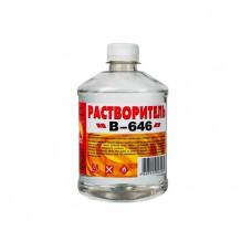 Растворитель 646 (0,4 кг/0,5 л)
