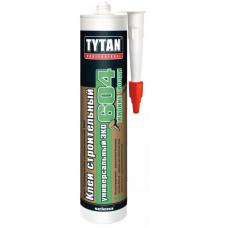 TYTAN professional Клей Строительный универсальный ЭКО 604 (белый)
