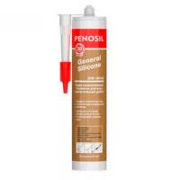 Penosil General - Герметик силиконовый многофункциональный (белый), 310 мл