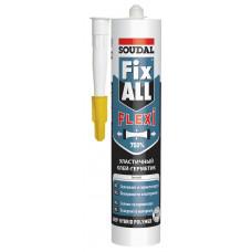 Soudal Клей-герметик эластичный FIX ALL FLEXI 290 мл