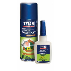 TYTAN Professional Клей Двухкомпонентный Цианакрилатный  для МДФ