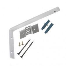 Кронштейн для крепления карниза к стене, 17 мм (комплект)