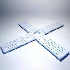 Платформа под люстру крестовина 380 мм (элемент 1)
