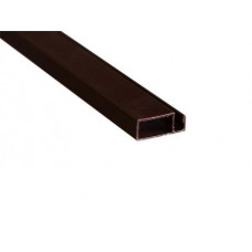 Рамный профиль 25*10.5 мм, коричневый
