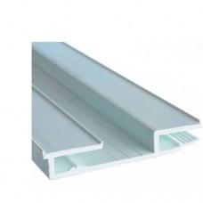 Багет ПВХ для 3D потолков (2.5 м)