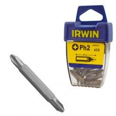 IRWIN - Бита двухсторонняя 50 мм Ph2/Ph2
