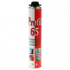 Монтажная пена SOUDAL Profil (лето) 820 мл (65 литров)