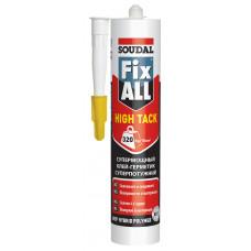 Soudal Клей-герметик FIX ALL HIGHT TACK 290 мл