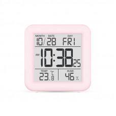 Термо-гигрометр цифровой с часами Т-15
