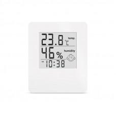 Термо-гигрометр цифровой с часами Т-17