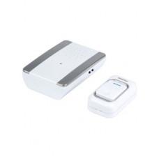 Звонок дверной беспроводной с цифровым кодом IP44, подсветка, регулятор громкости звука,Smartbuy