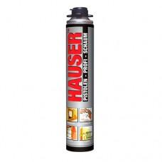 Пена монтажная бытовая Hauser BASE 03686  всесезонная полиуретановая
