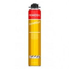Монтажная пена Penosil Gold Gun  (лето) 875 мл (65 литров)
