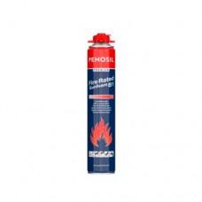 Монтажная пена с высокой огнестойкостью PENOSIL Premium FireRated Gunfoam B1 750 мл (45 литров)
