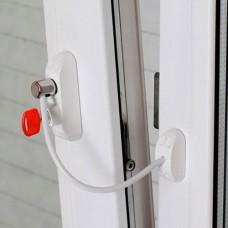 Защитные замки на окна BSL CABLE